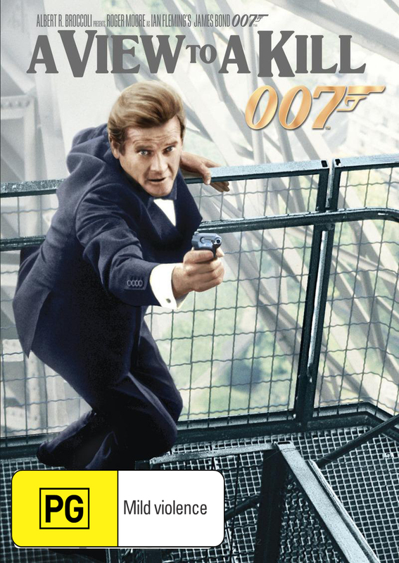 A View to a Kill (2012 Version) on DVD