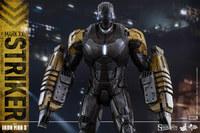 "Marvel: Iron Man (Striker Suit) - 12"" Articulated Figure image"