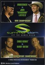 WWE - Summer Slam 2004 on DVD