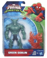 "Ultimate Spider-Man: 6"" Green Goblin Action Figure"