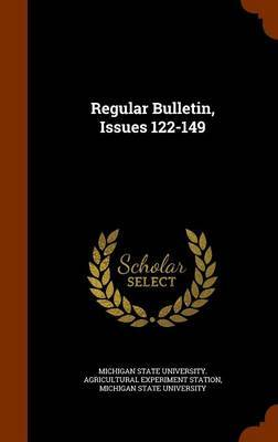 Regular Bulletin, Issues 122-149