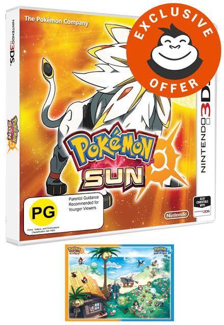 Pokemon Sun Price - 3DS | Vgprice