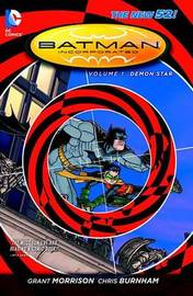 Batman Incorporated Vol. 1 by Grant Morrison