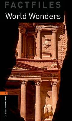 Oxford Bookworms Library Factfiles: Level 2:: World Wonders audio CD pack by Barnaby Newbolt image