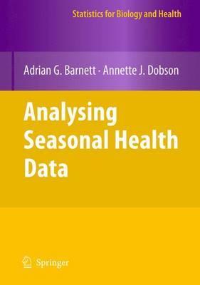 Analysing Seasonal Health Data by Adrian Barnett