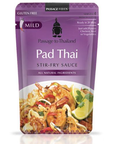 Passage To Thailand Pad Thai Stir Fry Sauce 200g At Mighty Ape Nz