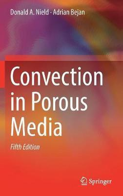 Convection in Porous Media by Donald A. Nield image