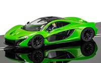 Scalextric: DPR McLaren P1 (Green) - Slot Car
