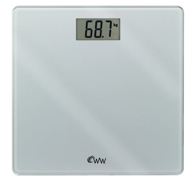 Weight Watchers Body Weight Electronic Scale