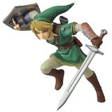 Legend Of Zelda: Link (Twilight Princess HD)- UDF Figure