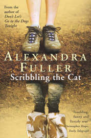 Scribbling the Cat by Alexandra Fuller image