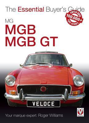 MGB and MGB GT by Roger Williams image