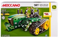 Meccano: John Deere 9RT Tractor - Model Set