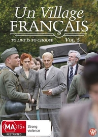 Un Village Francais - Vol. 5 on DVD