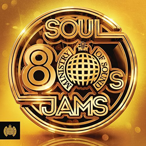 Ministry Of Sound: 80s Soul Jams by Various image