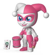 DC Classics: Harley Quinn (Pink) - 5-Star Vinyl Figure (LIMIT - ONE PER CUSTOMER)