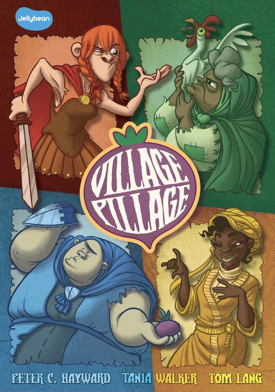 Village Pillage - Board Game