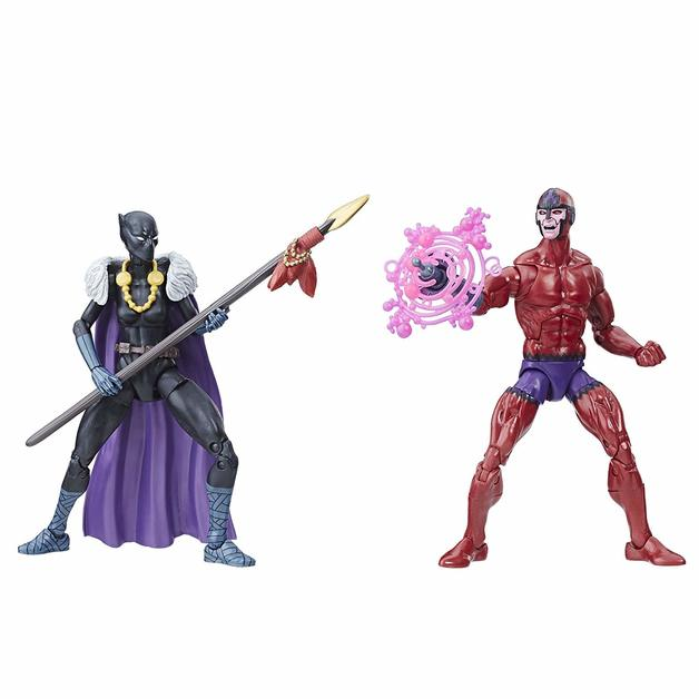 "Black Panther: Shuri and Klaw 6"" Action Figures"