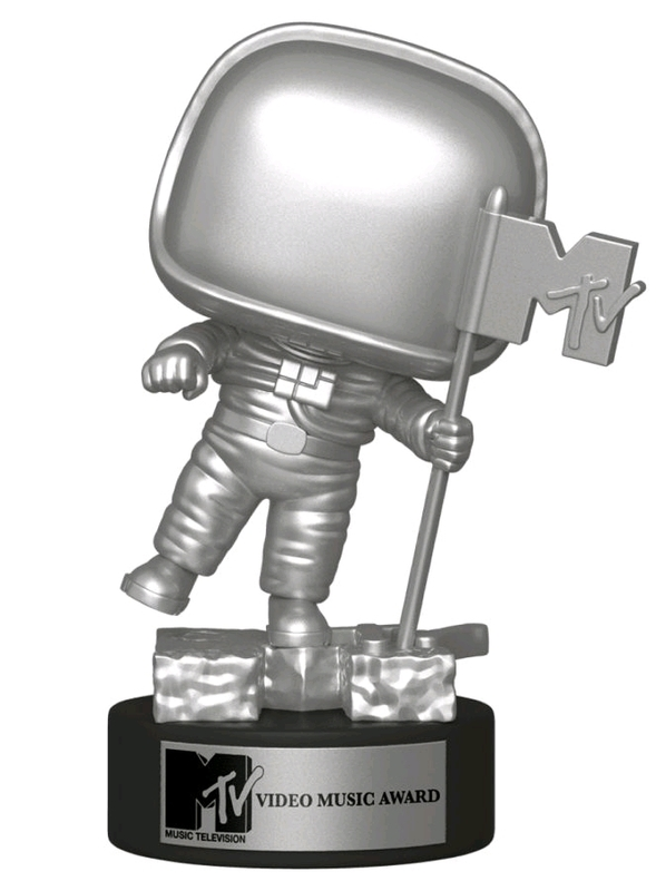 MTV: Moon Person - Pop Vinyl Figure