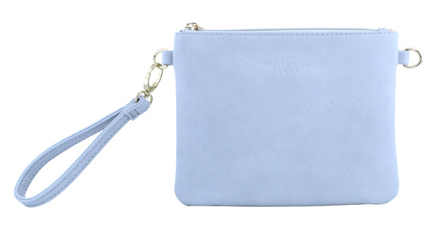 Moana Road: Viaduct Clutch - Grey