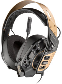 Plantronics RIG500 PRO Gaming Headset - Gold for PC image