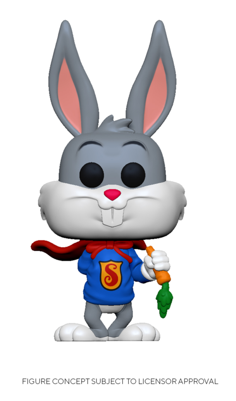 Looney Tunes: Bugs Bunny (Super Bugs) - Pop! Vinyl Figure