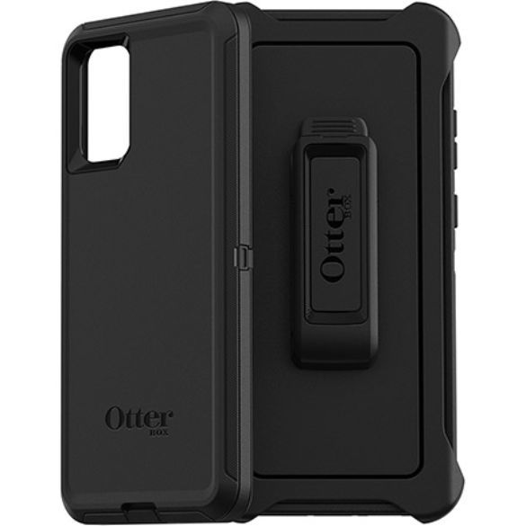 Otterbox: Defender for Samsung Galaxy S20+ - Black