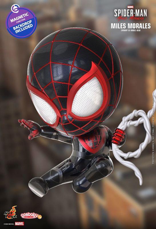 Spider-Man: Miles Morales - Miles Morales Cosbaby Figure