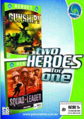 Gunship/Squad Leader -Heroes Double Pack for PC