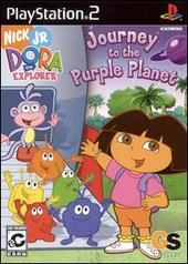 Dora the Explorer: Journey to the Purple Planet for PlayStation 2