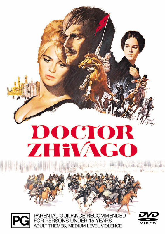 Doctor Zhivago (2 Disc) on DVD