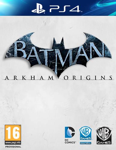 Batman: Arkham Origins for PS4