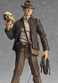 Indiana Jones Figma Action Figure