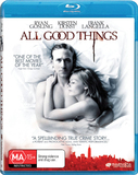All Good Things on Blu-ray