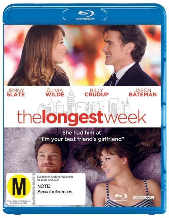 The Longest Week on Blu-ray