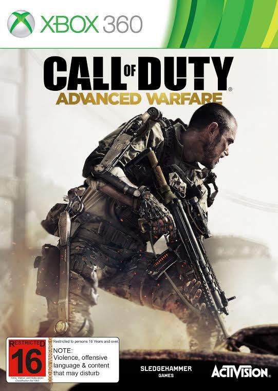 Call of Duty: Advanced Warfare for X360