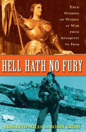 Hell Hath No Fury by Rosalind Miles image