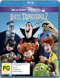 Hotel Transylvania 2 on Blu-ray