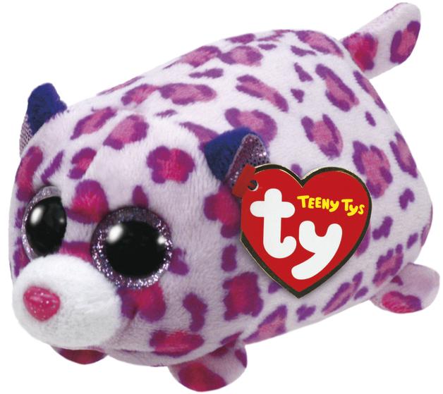 Ty Teeny - Olivia Leopard Plush