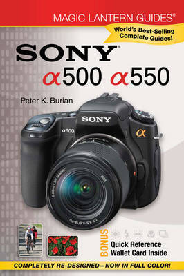 Sony A500/A550 by Peter K Burian