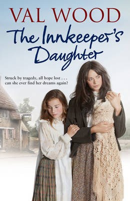 The Innkeeper's Daughter by Val Wood image