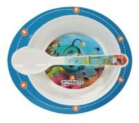 Octonauts - Bowl & Spoon Set