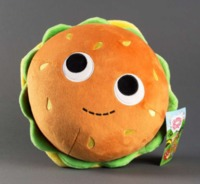 Yummy World: Bunford Burger - Medium Plush