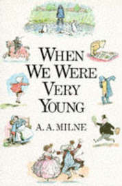 When We Were Very Young by A.A. Milne image