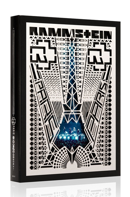 Paris Special Edition (Fan Edition) by Rammstein