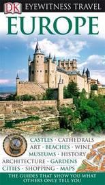 DK Eyewitness Travel Guide: Europe image
