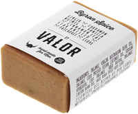 Valor Organic Olive Face and Body Soap Bar (Byron Spice, 100g)