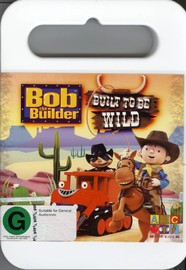 Bob The Builder - Built To Be Wild on DVD image