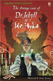 The Strange Case of Dr Jekyll and Mr Hyde by Rob Lloyd Jones