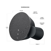 Logitech MX Sound Premium Bluetooth Speakers image